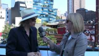 Mike Scott Of The Waterboys Interview-Rock Book Show