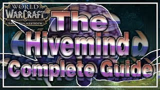 How to get The Hivemind Mount│COMPLETE GUIDE (all monocle locations)│Battle for Azeroth