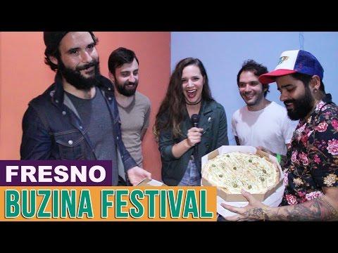 Entrevista com FRESNO | Buzina Festival