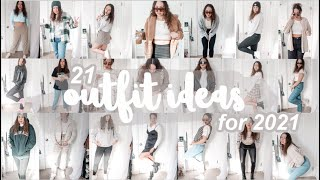21 OUTFIT IDEAS FOR 2021