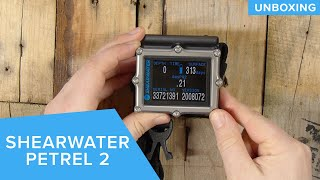 Shearwater Petrel 2 Dive Computer | Unboxing