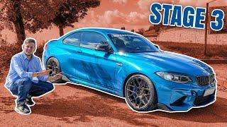 20.000€ di MODIFICHE 😲 BMW M2 Stage 3 è un Mostro di Potenza!