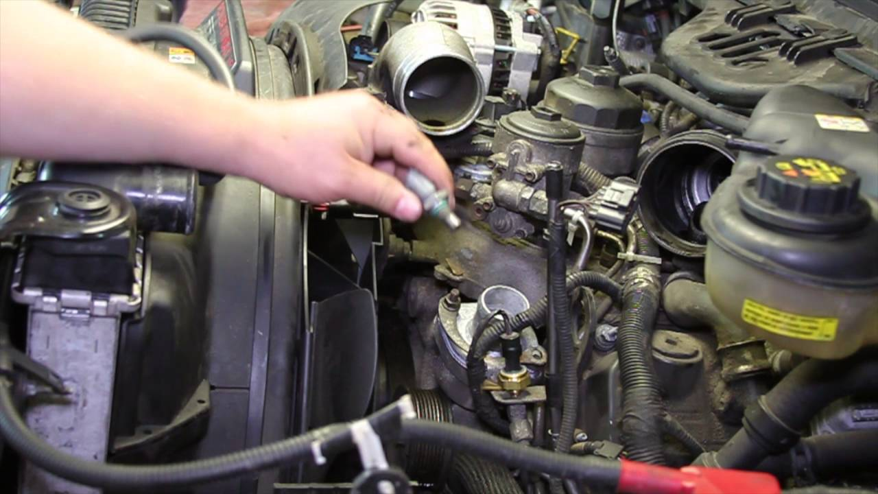 Reemplazo Ford 6 0l Powerstroke Sensor De La Temperatura