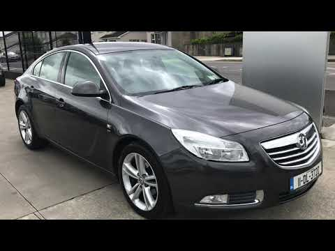 2011 Vauxhall Insignia SRI 2.0CDTi 128PS Review