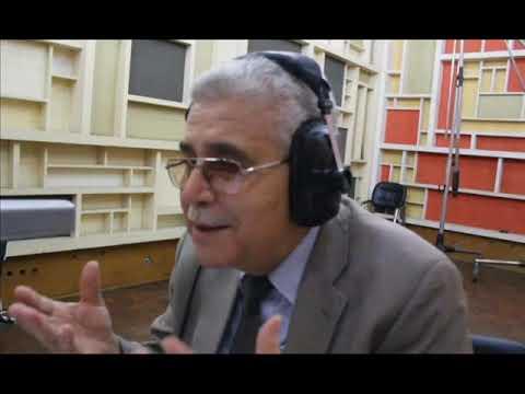 Histoire de la chanson kabyle par Abdelmadjid Bali - Radio Chaîne 2