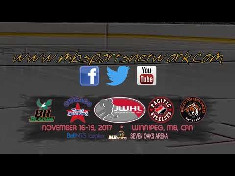 Balmoral Hall vs Pacific Steelers Nov 16 Promo
