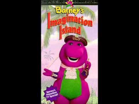 Barney- Just Imagine