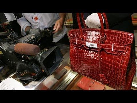 beca6de46c0 Can Jane Birkin Influence How Hermès Bags Are Made? - YouTube