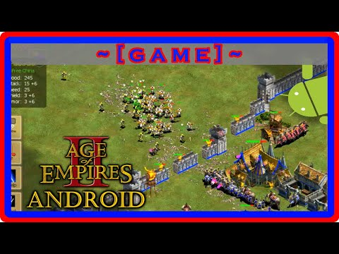 [GAME] Strategi Paling Seru Age Of Empires II Versi Android - War Of Empire Conquest