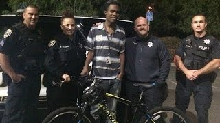 Teen Who Spent Hours Walking To Work Buys Car With Money Raised By Police