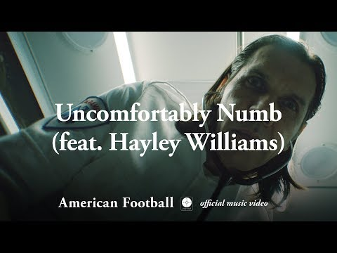 "American Football Releases 'Uncomfortably Numb"" Ft. Hayley Williams Video"