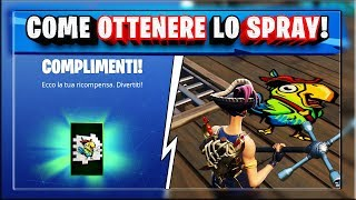 SEARCH THE TESORO SEPOLTO - SFIDE BOTTINO OF FORTNITE BUCANIERI (season 8)
