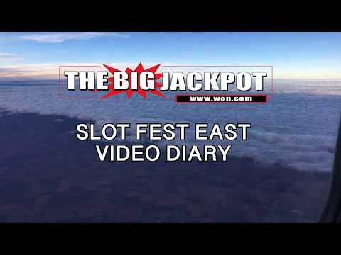 BEHIND THE SCENES! Slot Fest East Video Diary Patreon Exclusive!!!