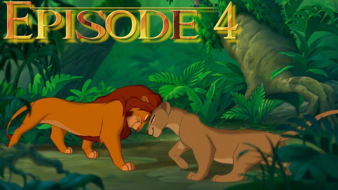Lp le roi lion la formidable aventure de simba 4 - Le roi lion les hyenes ...
