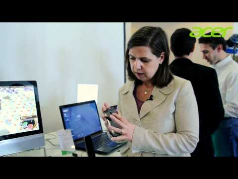 Acer ICONIA Smart Tablet-Smartphone (IFA Preview 2011)