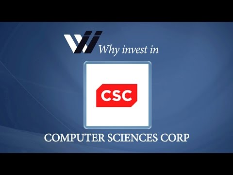 Computer Sciences Corp - Why Invest in