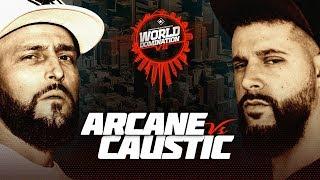 KOTD - Arcane vs Caustic   #WD7