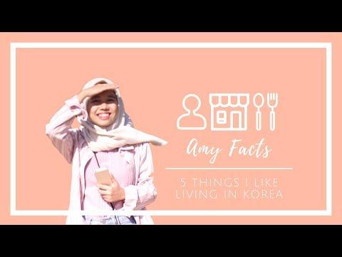 [ENG SUB] 5 THINGS  I LIKE LIVING IN GWANGJU SOUTH KOREA