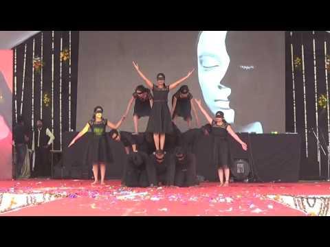 Best Prize winning dance at Wings 17 at Jagadambha College of engineering yavatmal