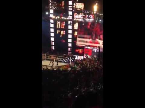 Mark Henry Returns WWE Survivor Series 2013