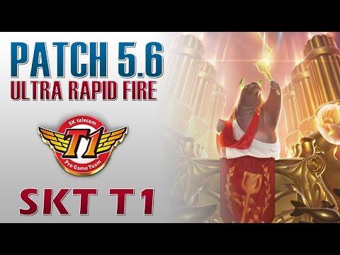SKT T1 - Ultra Rapid Fire