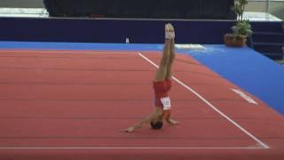 Universiade 2009 Gymnastics - Floor Men HD