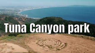 Hiking Tuna Canyon Park Topanga