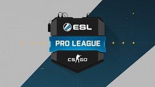 CSGO LIVE EPL/ ESL Pro League Season 8 Europe (RU)
