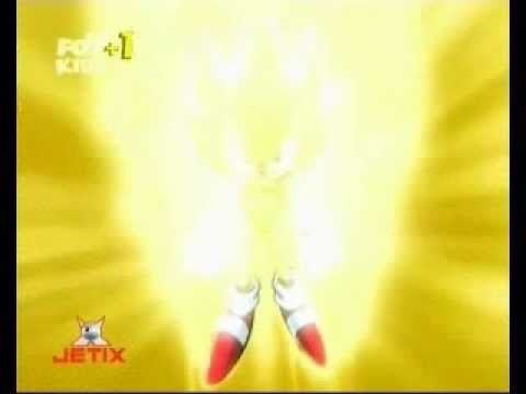 Supersonic Transformation Sonic X Style  YouTube
