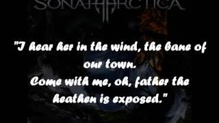 Deathaura - SONATA ARCTICA - HD - Lyrics - 2009