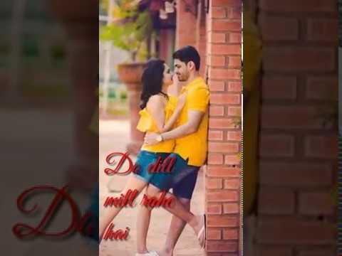 Cover Song Do Dill Mill Rahe Hain//whatsapp Love Song