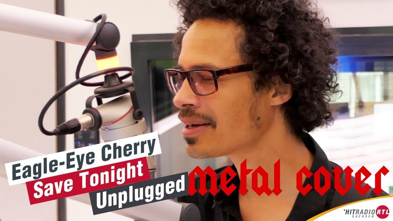 Eagle-Eye Cherry - Save Tonight metal cover by Werkoff