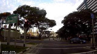 Motorised bicyclist don
