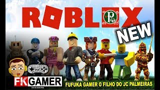 Live de Roblox com Fufuka Gamer o filho do JC - Glitch - X1 - PS4 /PC/ X1 - ROBLOX