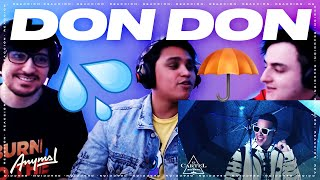 [Reacción] Daddy Yankee, Anuel AA & Kendo Kaponi - Don Don (Official Video) | ANYMAL LIVE 🔴
