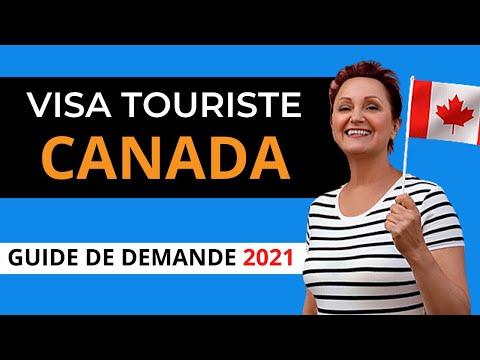 Visa Touriste Pour Le Canada - Comment Faire Sa Demande?