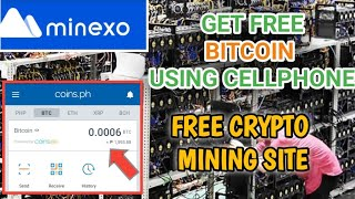 Download Earn Bitcoin for free kahit offline | Free Bitcoin mining site Minexo