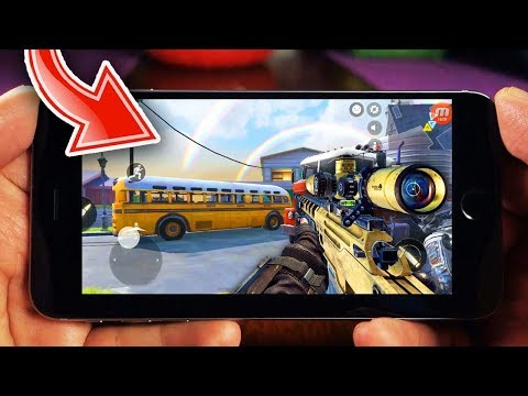 Call Of Duty MOBILE Is HERE... (NEW COD Mobile Gameplay)