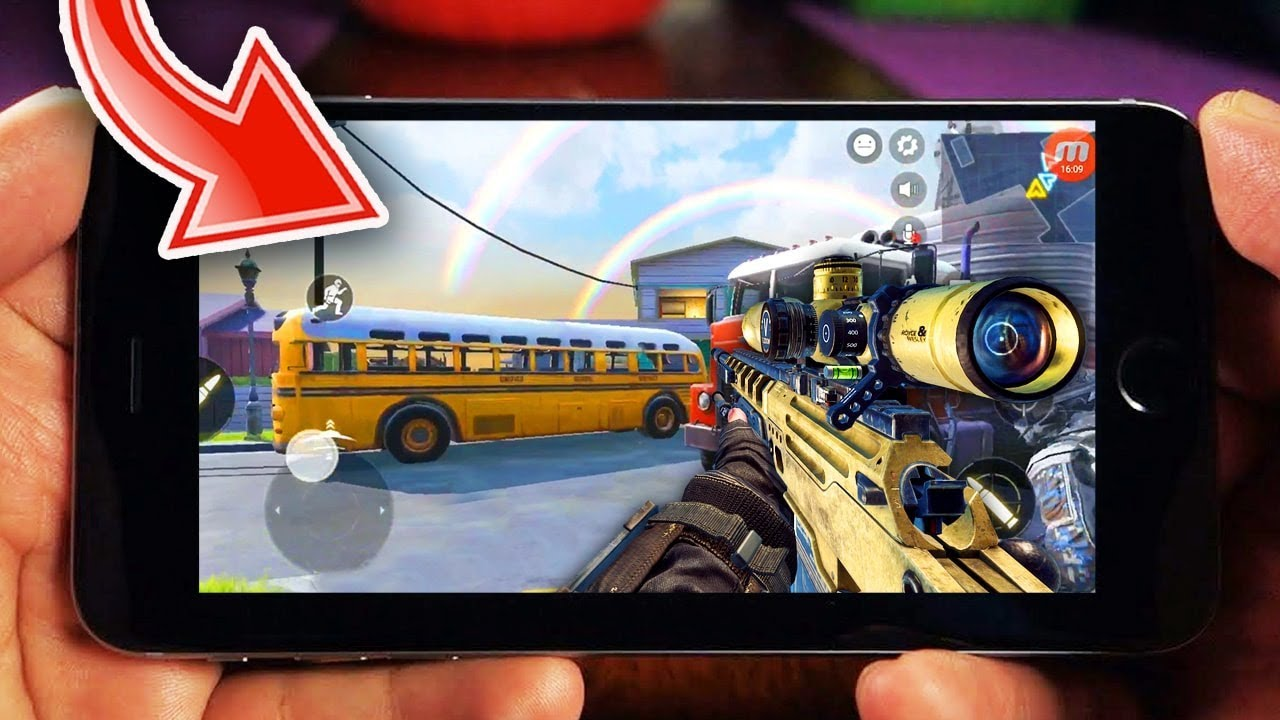 Call of Duty MOBILE is HERE    (NEW COD Mobile Gameplay)