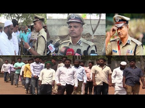 IGP Alok Kumar once again visit  to Vijaypur ROWDY SHEETERS / ವಿಜಯಪುರ ಜಿಲ್ಲೆಗೆ ಐಜಿಪಿ ಅಲೋಕ ಕುಮಾರ