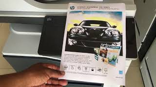 HP Laserjet 700 Color MFP M775 copy From A3 to A3