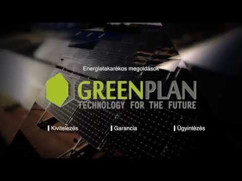 GreenPlan Energy B2B promotion material