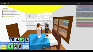 Picking up girls in ROBLOX (GONE SEXUAL, GONE WRONG, IN THE HOOD)