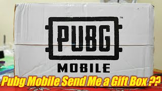 Pubg Mobile Send Me a Gift Box