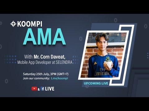 KOOMPI AMA | Mobile App Development with Daveat