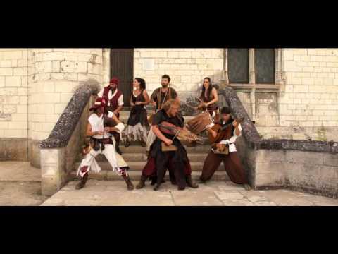 "Medieval music  Les Compagnons du Gras Jambon .""Debka"""