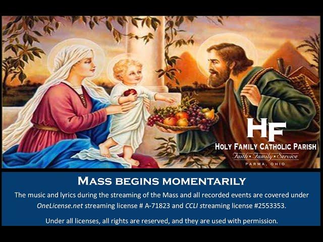 May 1, 2021 -6:30pm First Communion Mass