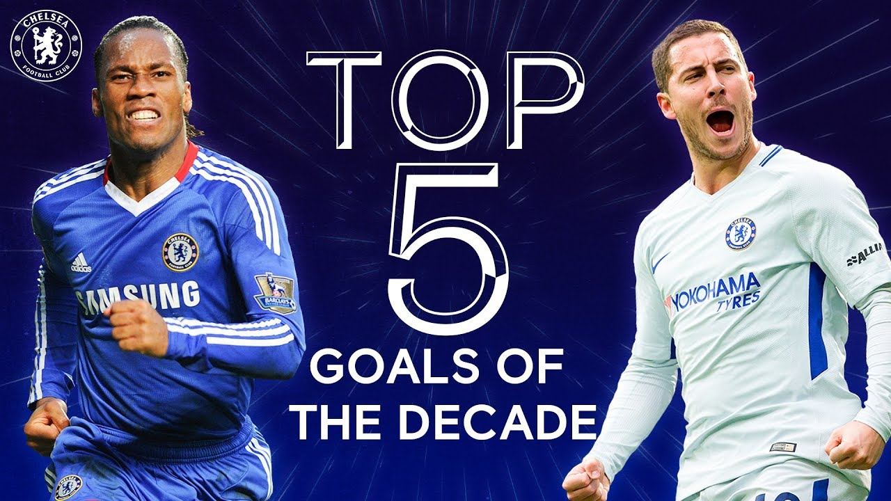 Download Drogba's Last Minute Equaliser, Hazard's Sublime Solo Run & More | Top 5 Goals of The Decade