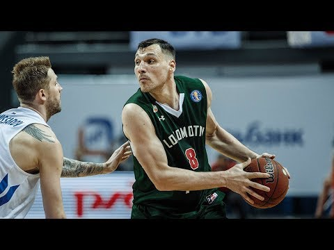 Jonas Maciulis Highlights 22 Pts, 5 Ast vs Enisey 05.05.2018