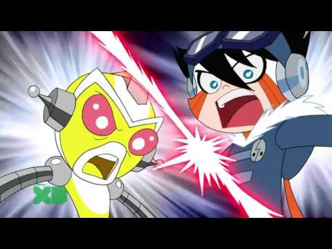 Super Robot Monkey Team Hyperforce Go! S3E10 Big Lug from YouTube · Duration:  20 minutes 11 seconds